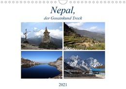 Abbildung von Albicker   Nepal, der Gosainkund Treck (Wandkalender 2021 DIN A4 quer)   3. Auflage   2020   beck-shop.de