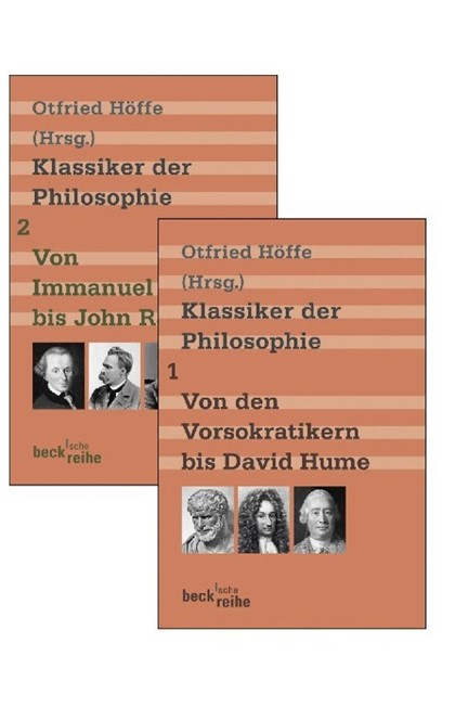 Cover: , Klassiker der Philosophie