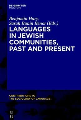 Abbildung von Hary / Benor | Languages in Jewish Communities, Past and Present | 1. Auflage | 2020 | beck-shop.de
