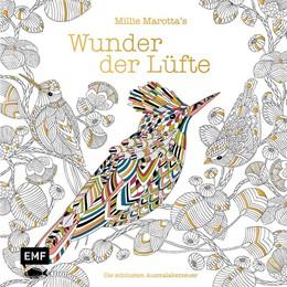 Abbildung von Marotta   Millie Marotta's Wunder der Lüfte - Die schönsten Ausmalabenteuer   2020