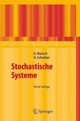 Abbildung von Wunsch / Schreiber | Stochastische Systeme | 4., neu bearb. Aufl. | 2005