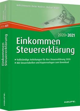 Abbildung von Dittmann / Haderer | Einkommensteuererklärung 2020/2021 | 1. Auflage | 2020 | 03125 | beck-shop.de