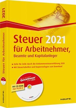 Abbildung von Dittmann / Haderer | Steuer 2021 für Arbeitnehmer, Beamte und Kapitalanleger - - inkl. CD-ROM | 1. Auflage | 2020 | 03600 | beck-shop.de