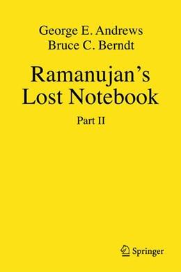 Abbildung von Andrews / Berndt   Ramanujan's Lost Notebook   2008   Part II