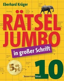Abbildung von Krüger | Rätseljumbo in großer Schrift 10 | 1. Auflage | 2020 | beck-shop.de