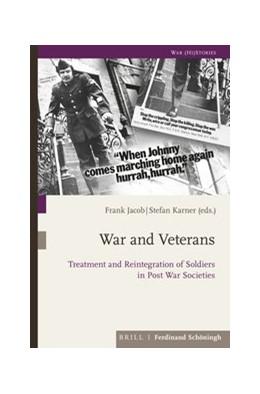 Abbildung von War and Veterans | 2020 | Treatment and Reintegration of...