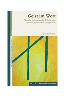 Abbildung von Dockter | Geist im Wort | 2020 | Aktuelle christologische Debat...