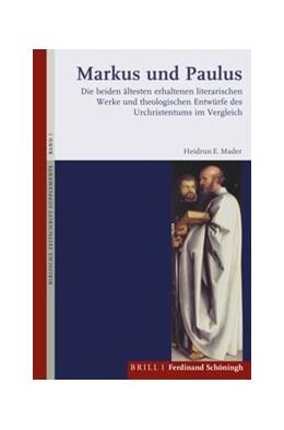 Abbildung von Mader   Markus und Paulus   1. Auflage   2020   beck-shop.de