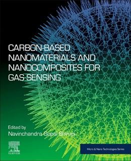 Abbildung von Shimpi | Carbon-Based Nanomaterials and Nanocomposites for Gas Sensing | 1. Auflage | 2021 | beck-shop.de