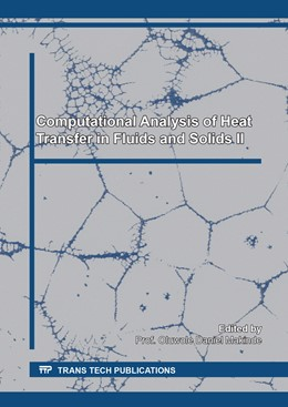 Abbildung von Makinde | Computational Analysis of Heat Transfer in Fluids and Solids II | 1. Auflage | 2020 | beck-shop.de