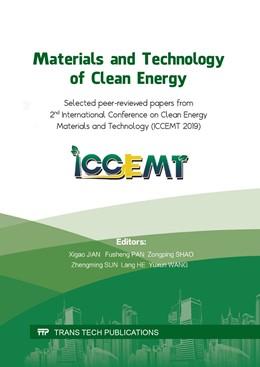 Abbildung von He / Jian | Materials and Technology of Clean Energy | 1. Auflage | 2020 | beck-shop.de