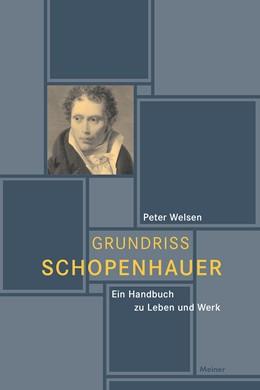 Abbildung von Welsen | Grundriss Schopenhauer | 1. Auflage | 2020 | beck-shop.de