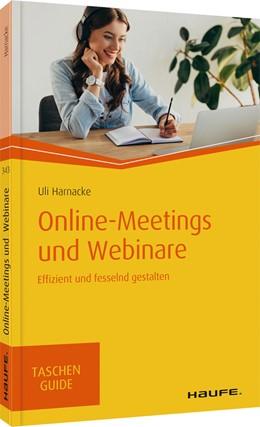 Abbildung von Harnacke | Online-Meetings und Webinare | 1. Auflage | 2020 | 343 | beck-shop.de