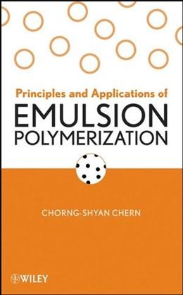 Abbildung von Chern | Principles and Applications of Emulsion Polymerization | 1. Auflage | 2008