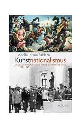 Abbildung von Saldern   Kunstnationalismus   2020   Die USA und Deutschland in tra...