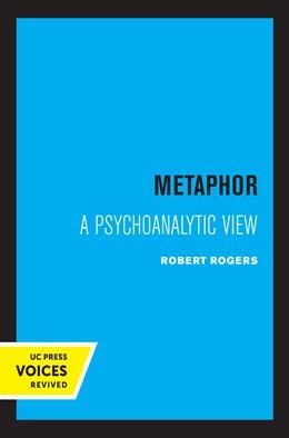 Abbildung von Rogers | Metaphor | 1. Auflage | 2021 | beck-shop.de