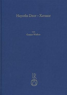 Abbildung von Wießner | Hayoths Dzor – Xavasor | 1997