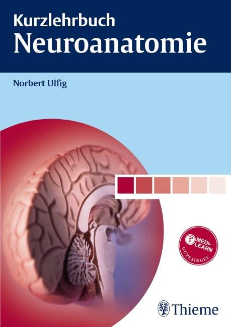 Abbildung von Ulfig | Kurzlehrbuch Neuroanatomie | 2008