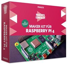 Abbildung von Immler | Mach's einfach: Maker Kit für Raspberry Pi 4 | 1. Auflage | 2020 | beck-shop.de