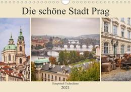 Abbildung von Deter | Die schöne Stadt Prag (Wandkalender 2021 DIN A4 quer) | 5. Auflage | 2020 | beck-shop.de