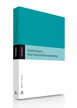 Abbildung von Datenschutz - Eine Vorschriftensammlung | 6. Auflage | 2020 | beck-shop.de