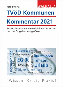 Abbildung von Effertz | TVöD Kommunen Kommentar 2021 | 1. Auflage | 2021 | beck-shop.de