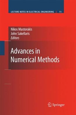 Abbildung von Mastorakis / Sakellaris | Advances in Numerical Methods | 2009 | 11