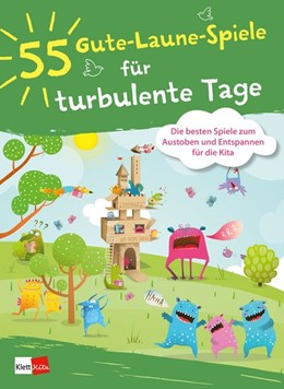 Abbildung von 55 Gute-Laune-Spiele für turbulente Tage | 1. Auflage | 2020 | beck-shop.de