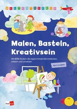 Abbildung von Weltentdecker: Malen, Basteln, Kreativsein | 1. Auflage | 2020 | beck-shop.de