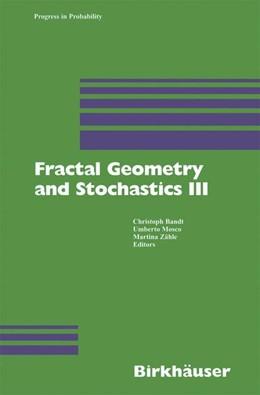 Abbildung von Bandt / Mosco / Zähle | Fractal Geometry and Stochastics III | 2004 | 57