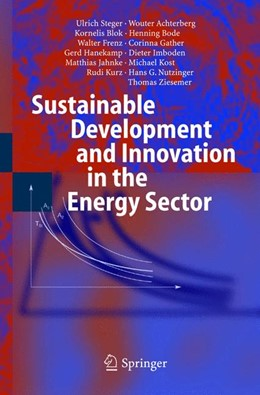 Abbildung von Steger / Achterberg / Blok | Sustainable Development and Innovation in the Energy Sector | 2004