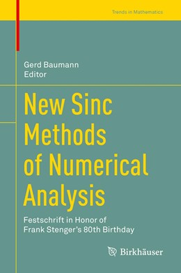 Abbildung von Baumann | New Sinc Methods of Numerical Analysis | 1. Auflage | 2020 | beck-shop.de