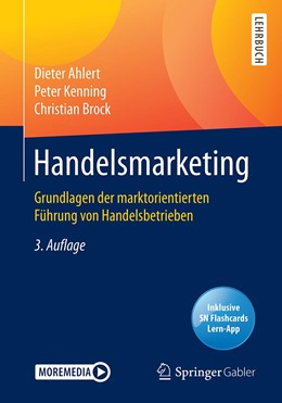 Abbildung von Ahlert / Kenning | Handelsmarketing | 3. Auflage | 2020 | beck-shop.de