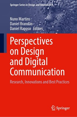 Abbildung von Martins / Brandão / Raposo | Perspectives on Design and Digital Communication | 1st ed. 2021 | 2020 | Research, Innovations and Best... | 8