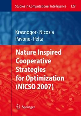 Abbildung von Krasnogor / Nicosia / Pavone / Pelta   Nature Inspired Cooperative Strategies for Optimization (NICSO 2007)   2008   129