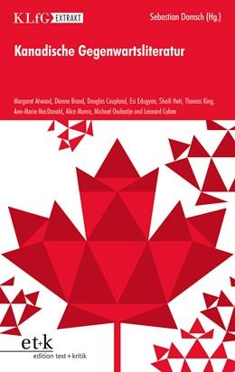 Abbildung von Domsch | Kanadische Gegenwartsliteratur | 2020