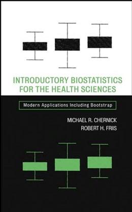 Abbildung von Chernick / Friis | Introductory Biostatistics for the Health Sciences | 2003