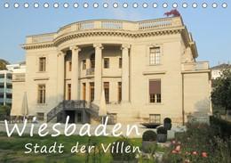 Abbildung von Abele | Wiesbaden - Stadt der Villen (Tischkalender 2021 DIN A5 quer) | 1. Auflage | 2020 | beck-shop.de