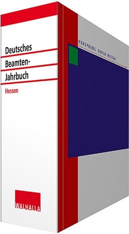 Abbildung von Spieß   Deutsches Beamten-Jahrbuch Hessen • mit Aktualisierungsservice   Loseblattwerk mit Aktualisierung 2019/II   2019
