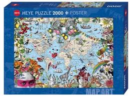 Abbildung von Pabuku / Heye | Quirky World | 1. Auflage | 2020 | beck-shop.de