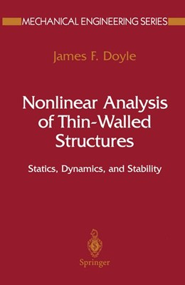 Abbildung von Doyle   Nonlinear Analysis of Thin-Walled Structures   2001   Statics, Dynamics, and Stabili...