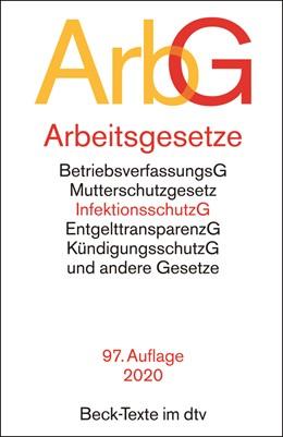 Abbildung von Arbeitsgesetze: ArbG | 97. Auflage | 2020 | 5006 | beck-shop.de