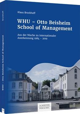 Abbildung von Brockhoff   WHU - Otto Beisheim School of Management   2020   Aus der Nische zu internationa...