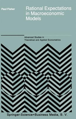 Abbildung von Fisher | Rational Expectations in Macroeconomic Models | 1992 | 26