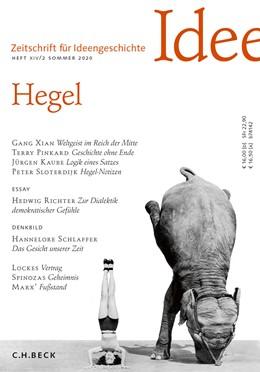 Abbildung von Zeitschrift für Ideengeschichte Heft XIV/2 Sommer 2020 | 1. Auflage | 2020 | beck-shop.de