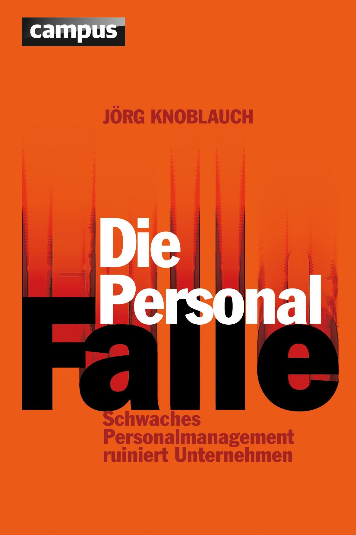 Abbildung von Knoblauch | Die Personalfalle | 2010