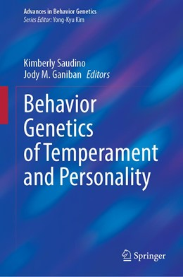 Abbildung von Saudino / Ganiban | Behavior Genetics of Temperament and Personality | 1st ed. 2020 | 2020