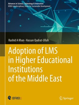 Abbildung von A Khan / Qudrat-Ullah | Adoption of LMS in Higher Educational Institutions of the Middle East | 1st ed. 2021 | 2020