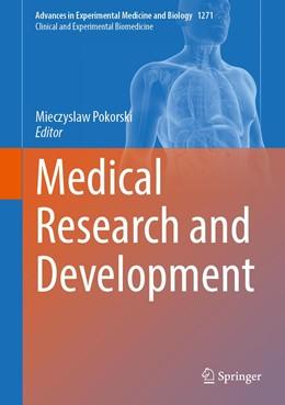 Abbildung von Pokorski | Medical Research and Development | 1. Auflage | 2020 | 1271 | beck-shop.de