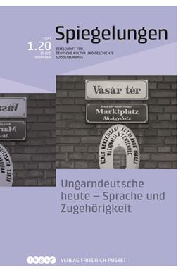 Abbildung von Kührer-Wielach | Ungarndeutsche heute - Sprache und Zugehörigkeit | 1. Auflage | 2020 | beck-shop.de